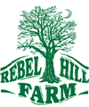 Rebel Hill Farm logo